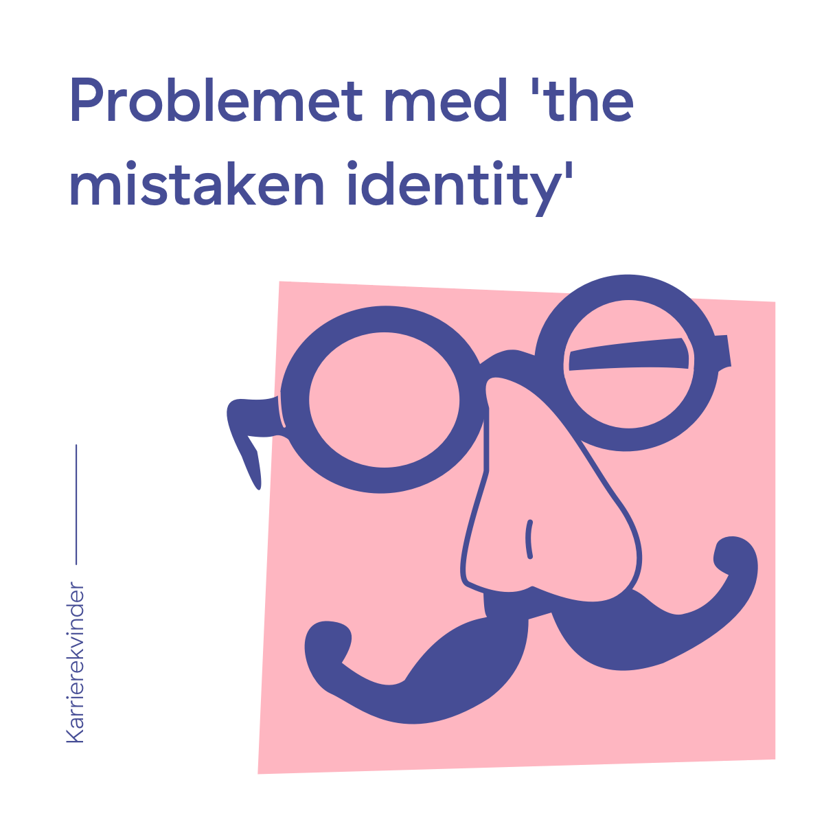 Episode 6 – Problemet med the mistaken identity